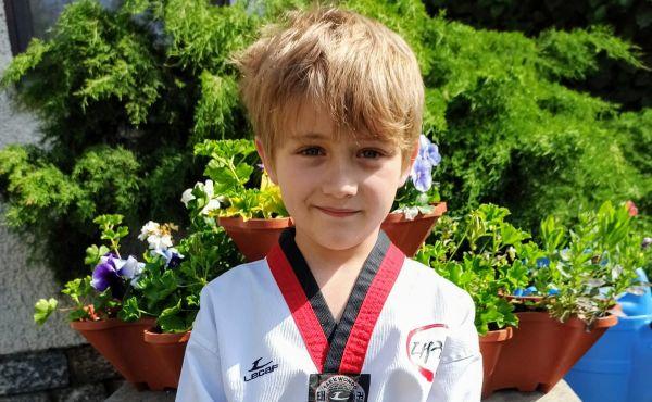 Taehan vítězem prvních on-line taekwondo závodů vČR