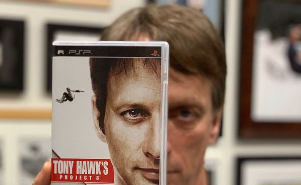 Jedenáctiletý skejťák překonal historický rekord slavného Tonyho Hawka