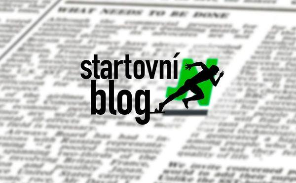 Startovní blog: Prostor pro vaše názory a komentáře