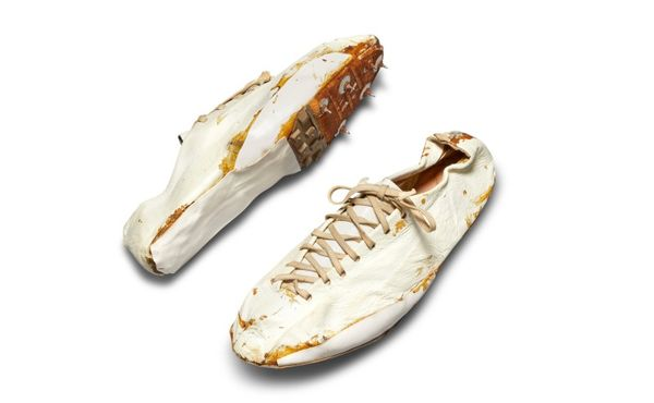 V USA se draží první tretry Nike. Budou dražší než boty Michaela Jordana?