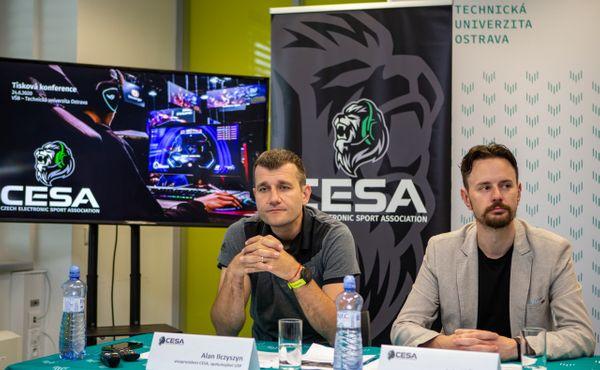 Asociace CESA chce 100.000 členů, hráče i organizátory esportů