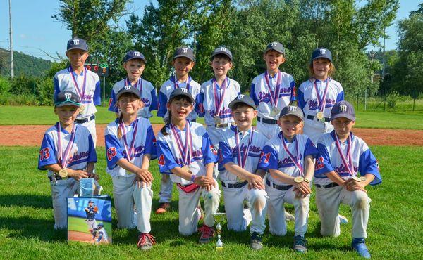 Malí baseballisté Třebíče ovládli dovednostní soutěže