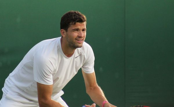 Tenista Dimitrov je po Adria Tour pozitivní na koronavirus