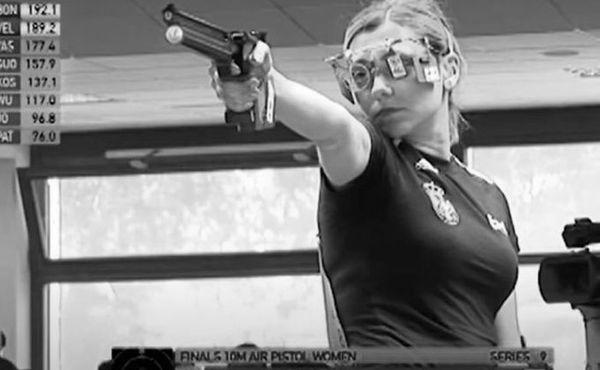 Sportovní střelkyně Momčilovičová-Veličkovičová zemřela po porodu