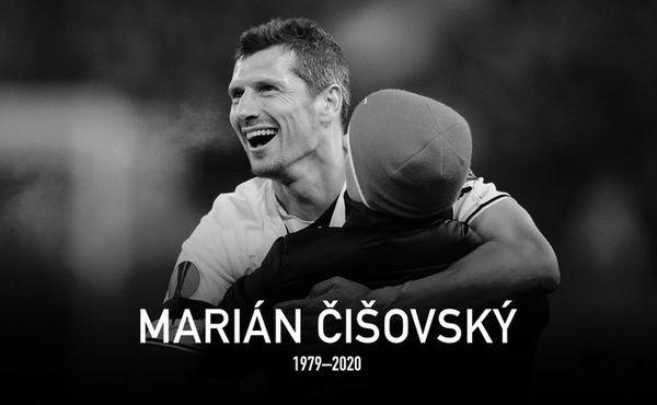 Fanoušci se v Plzni naposledy rozloučí s fotbalistou Čišovským