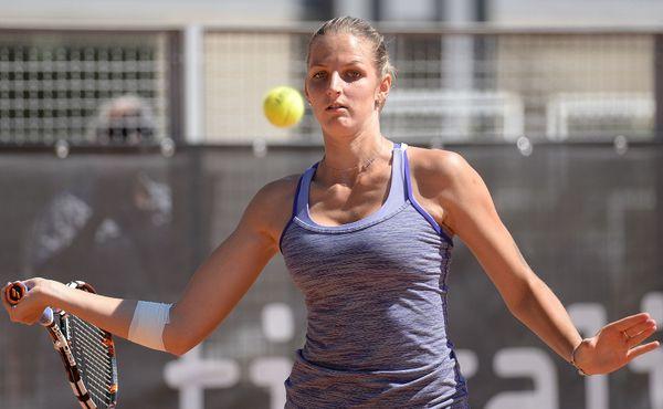 Plíšková v roli nasazené jedničky vstoupí do US Open