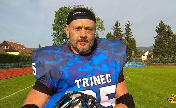 Moderátor Tomáš Vzorek: Tíhnu k tvrdým sportům, lidé v nich jsou férovější