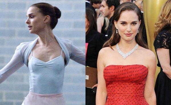 Pro roli obětují vše aneb Jak u celebrit vypadají drastické změny váhy