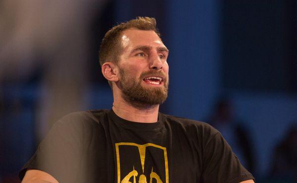 André Reinders: V MMA může uspět i netrénovaný táta od rodiny