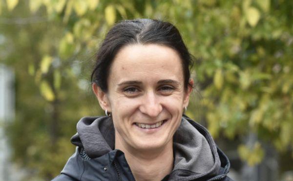 Sáblíková vyměnila brusle za horské kolo a vyhrála bikemaraton