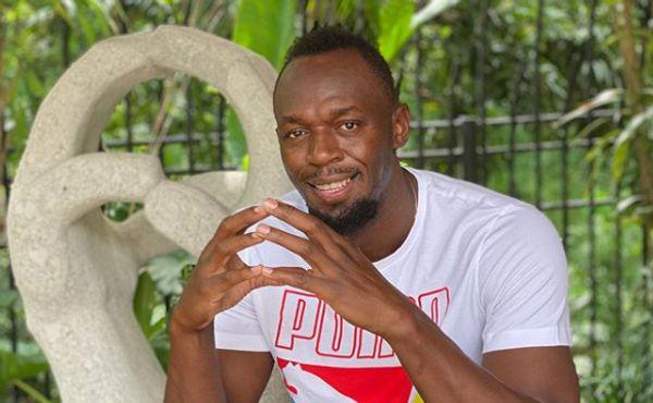Bývalý sprinter Bolt se nakazil koronavirem