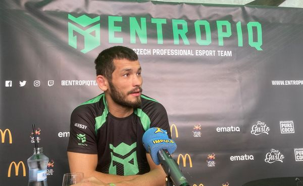 Muradov napodobil Šmicera a vstoupil díky Entropiq do světa esportu