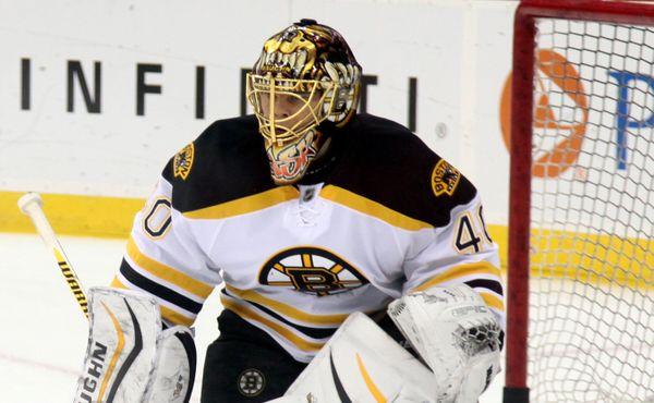 Šok v NHL: Brankář Bostonu Rask opustil tým a ukončil sezonu