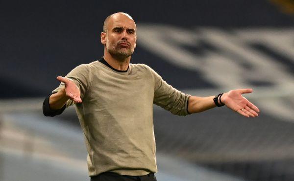 Rozzlobený Guardiola. Finále Ligy mistrů píská jeho krajan