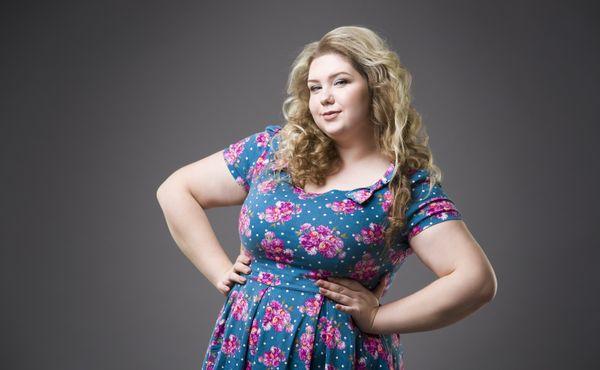"""Proč je rozdíl mezi tvrzením """"jsi krásná taková, jaká jsi"""" a oslavováním obezity"""