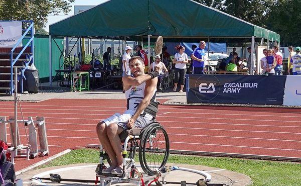 Atleti Bez Bariér se na mistrovství republiky předvedli. Tři zlaté jsou důkazem