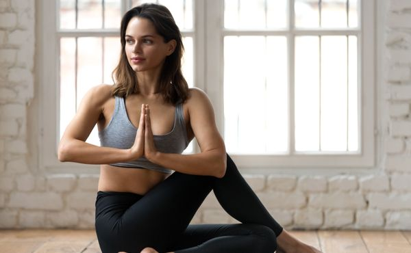 Jóga nabízí vašemu tělu víc, než se na první pohled zdá
