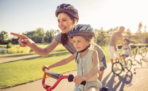 Za vztah dětí ke sportu jsou vždycky odpovědní především rodiče