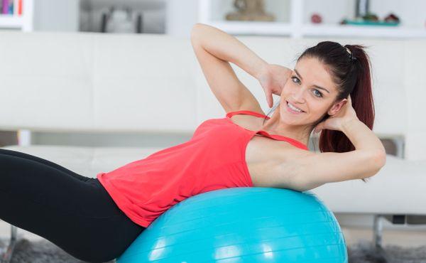 Posilte svaly, které nejsou vidět, ale je třeba je procvičovat. Partner to ocení