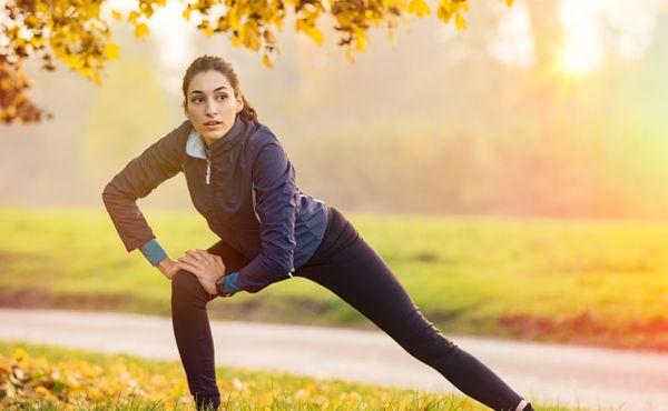 Říjen sportovce potěší. Venkovních aktivit si ještě užijí