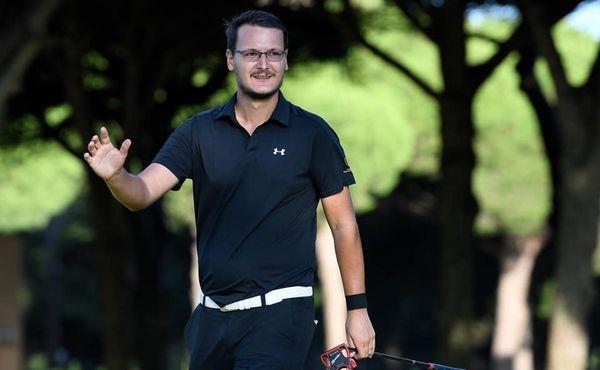 Historický úspěch českého golfisty! Lieser ovládl Challenge Tour a čeká ho evropská špička