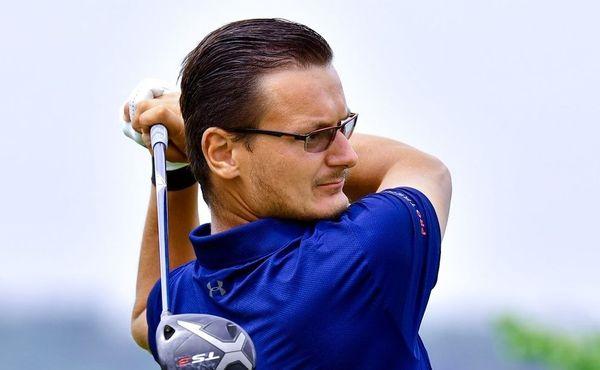 Golfista Lieser po historickém triumfu: Manželka mi změnila život
