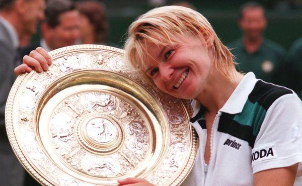 Do třetice všeho dobrého, platilo pro českou šampionku Wimbledonu