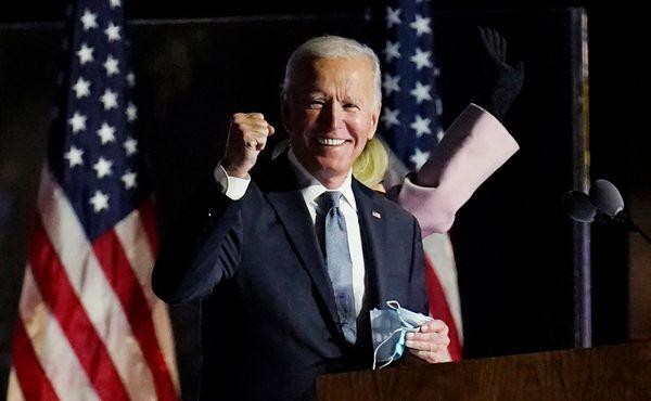 Joe Biden a NHL. Konečně prozradil svůj oblíbený tým