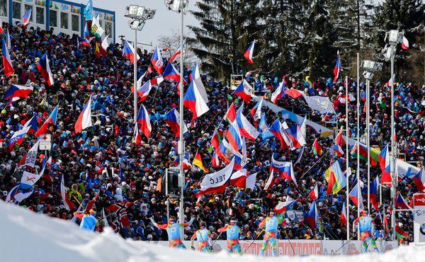 Biatlon se vrací do Česka. Nové Město bude hostit světový šampionát