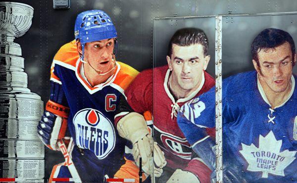 NHL začala v roce 1917 se čtyřmi týmy. V příštím roce jich bude 32