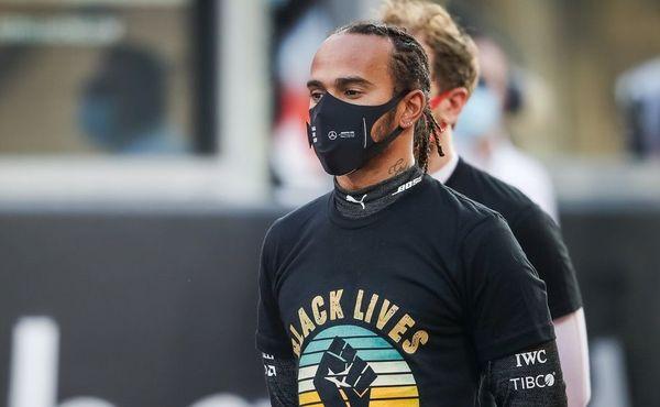 Lewis Hamilton a další sportovci: Spravedlnost pro Floyda, boj proti rasismu ale nekončí