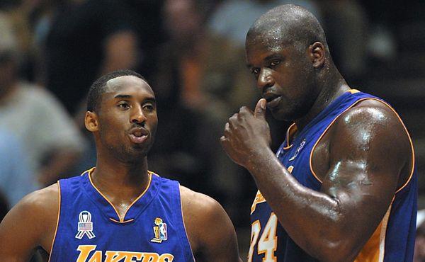 Kobe Bryant versus Shaq O'Neal. Nenávist vyvrcholila o Vánocích