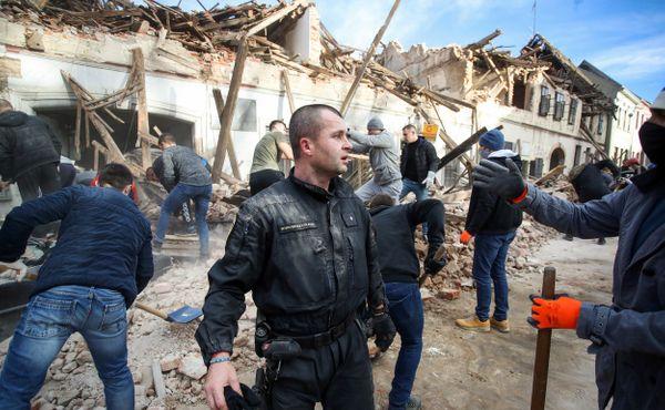 Krásné gesto! Fotbalista Lovren poskytl svůj hotel obětem zemětřesení v Chorvatsku