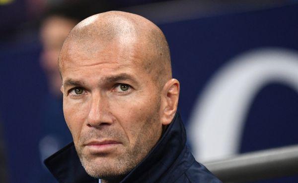 Nová trenérská volba Juventusu? Může to být Zinedine Zidane
