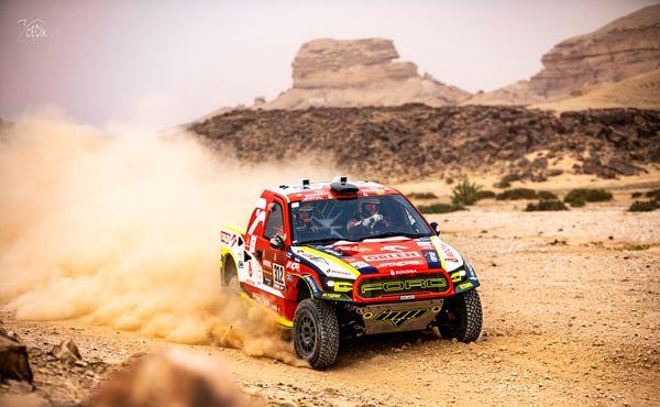 Rally Dakar: Český útok v drsné etapě