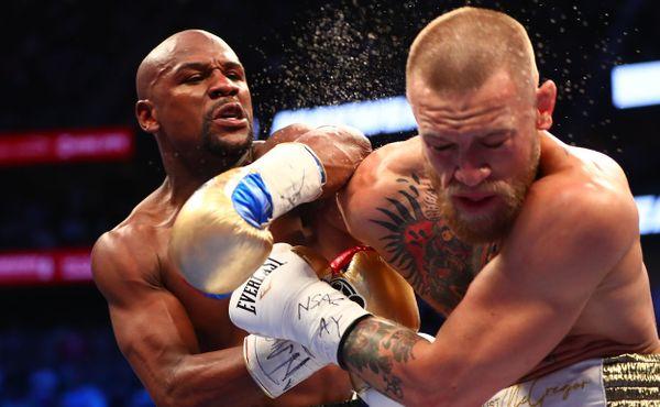 McGregor versus Mayweather podruhé. Oba už jednají o odvetě
