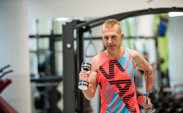 Ironman! Petr Vabroušek prozradil své tréninkové dávky