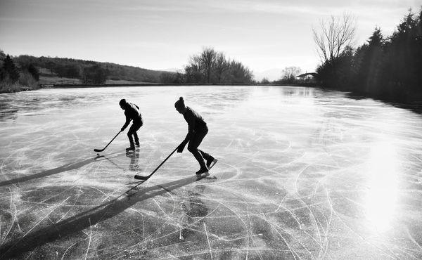 Zpestření sezony. NHL na jezeře Tahoe