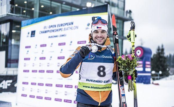 Michal Krčmář se ohlíží za stříbrem z evropského šampionátu