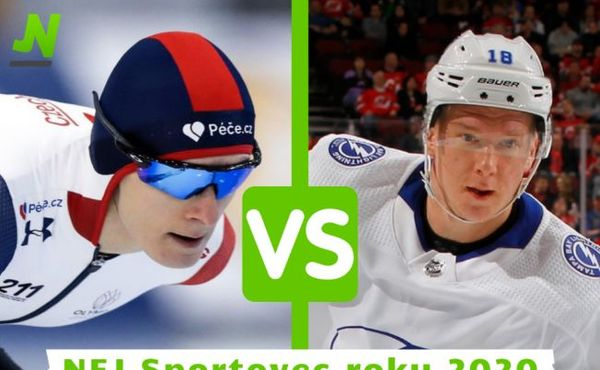 Nej Sportovec roku 2020: Sáblíková versus Palát