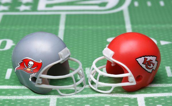 Rychlá nalejvárna před 55. Super Bowlem