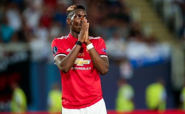 Pogba je zraněný, United bude chybět několik týdnů