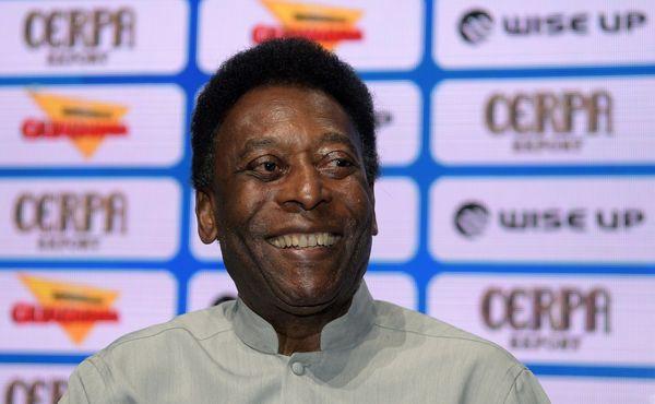 Sukničkář Pelé nedovede spočítat, kolik má dětí