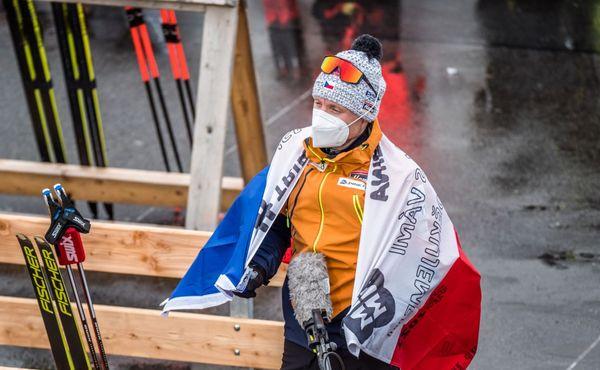 Ondřej Moravec se rozloučil s biatlonem