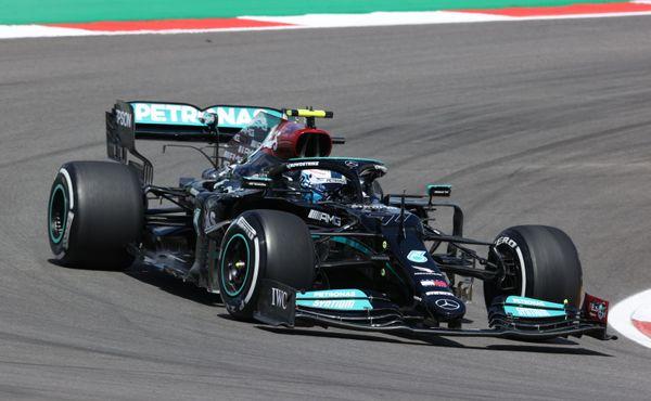 Tréninky na Velkou cenu Portugalska vyšly Mercedesu