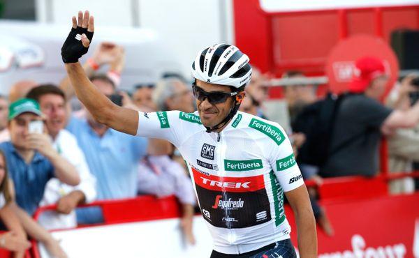 Contador dodržel slib. Vyrazil na 1600 kilometrů dlouhou pouť do Milána
