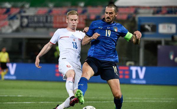 Až trapná nadřazenost. Italský tisk chválí výkon proti Česku