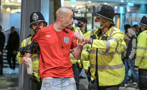 Uzavře UEFA Wembley? Anglie se dozví trest kvůli násilnostem při Euru