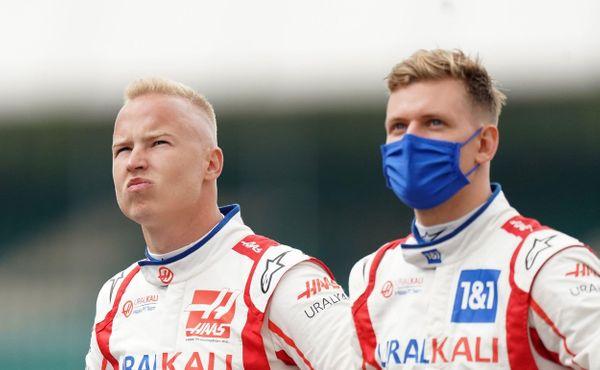 Schumacher a Mazepin. Další konflikt ve stáji Haas