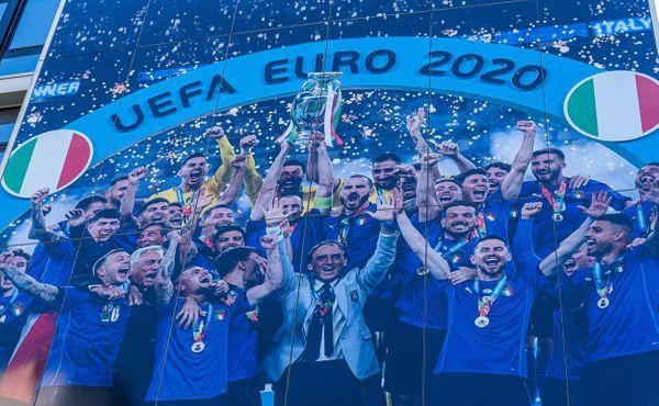 Finále fotbalového Eura sledovalo více než 300 milionů lidí